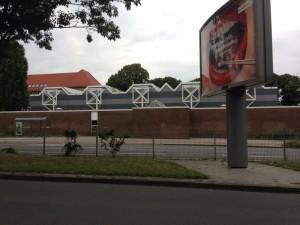 Sporthalle der Realschulen